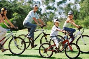 Bici familia