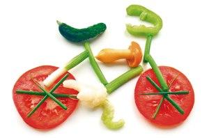 bici vegetal